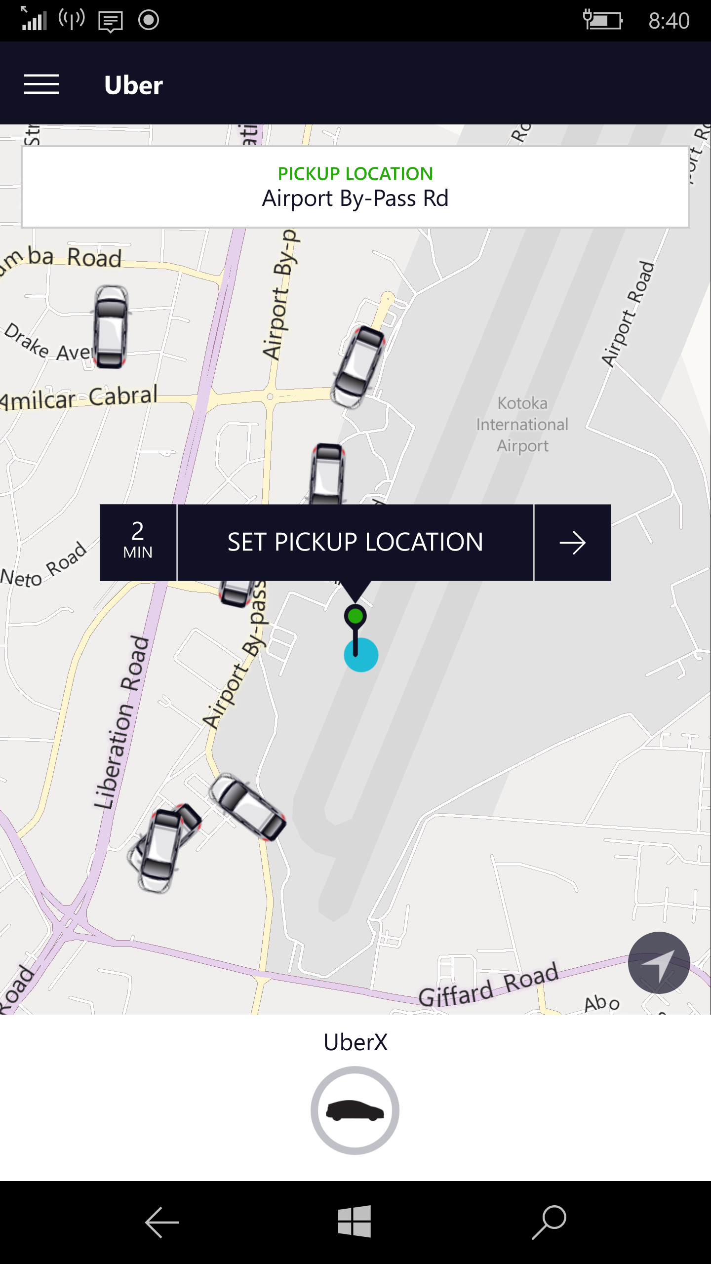 """When Does Uber Pay >> Hello Accra, Start """"Uber-ing"""" Download App from Windows Store - Microsoft Care GH"""