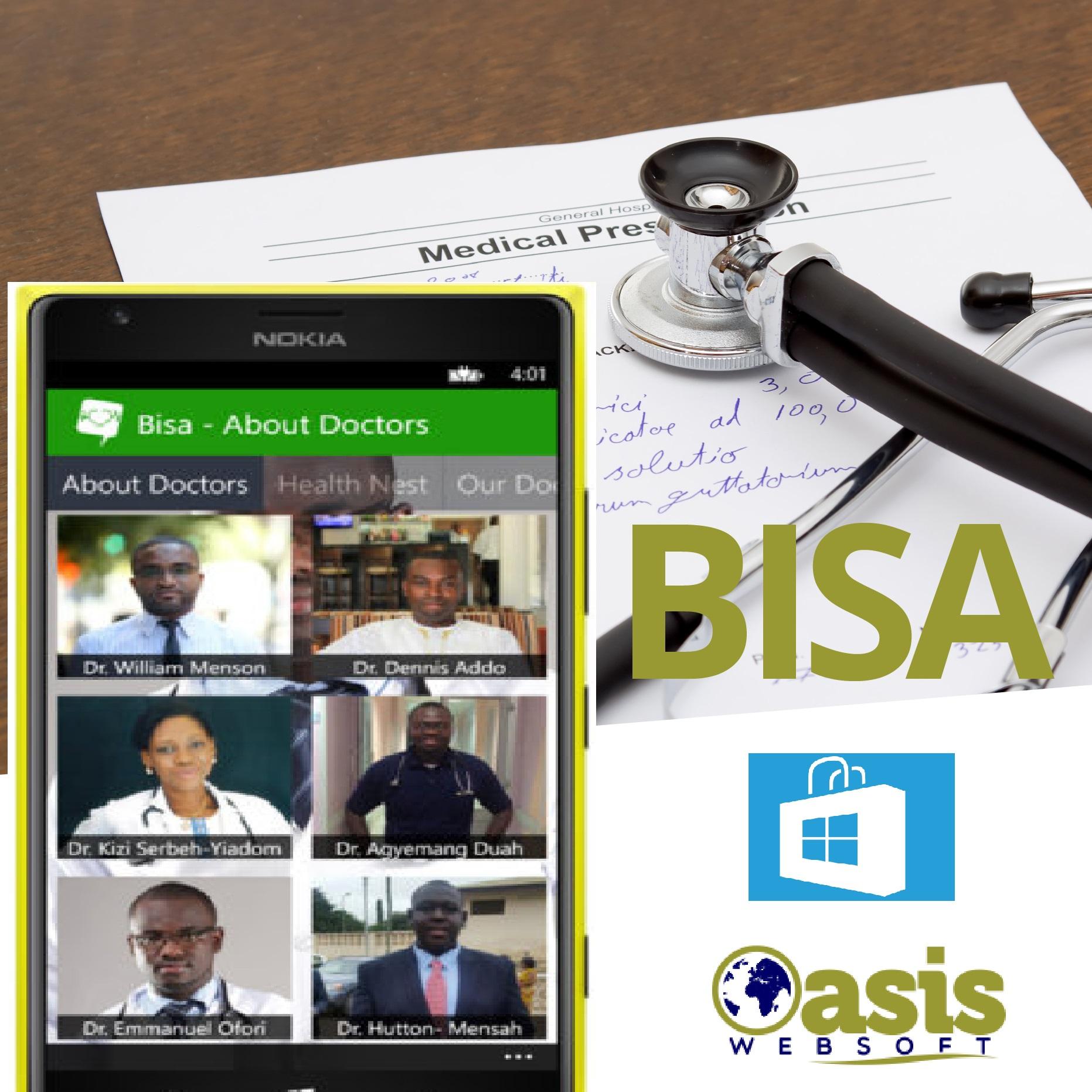 Bisa Health App