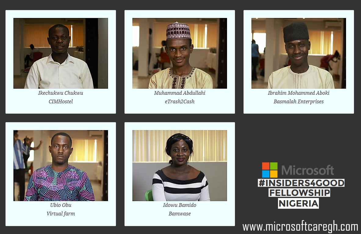 nigeria Insiders fellows