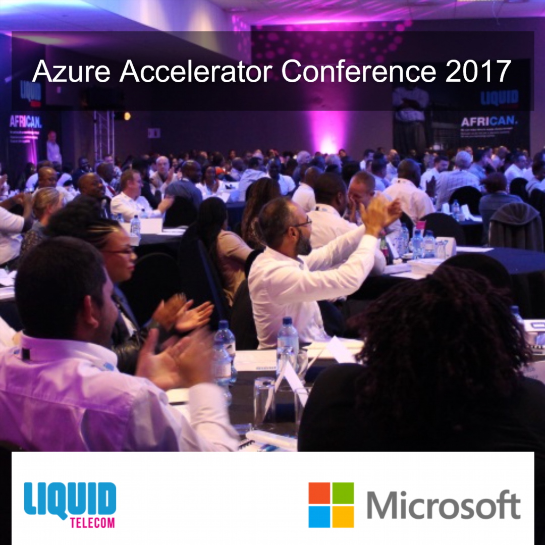 Azure Accelerator Conference 2017