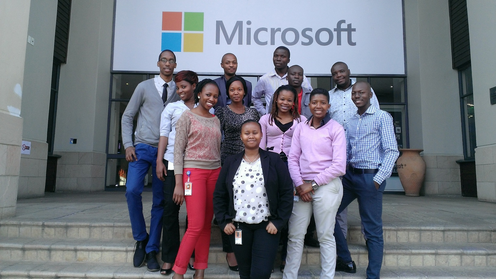 Microsoft Student2Business programme