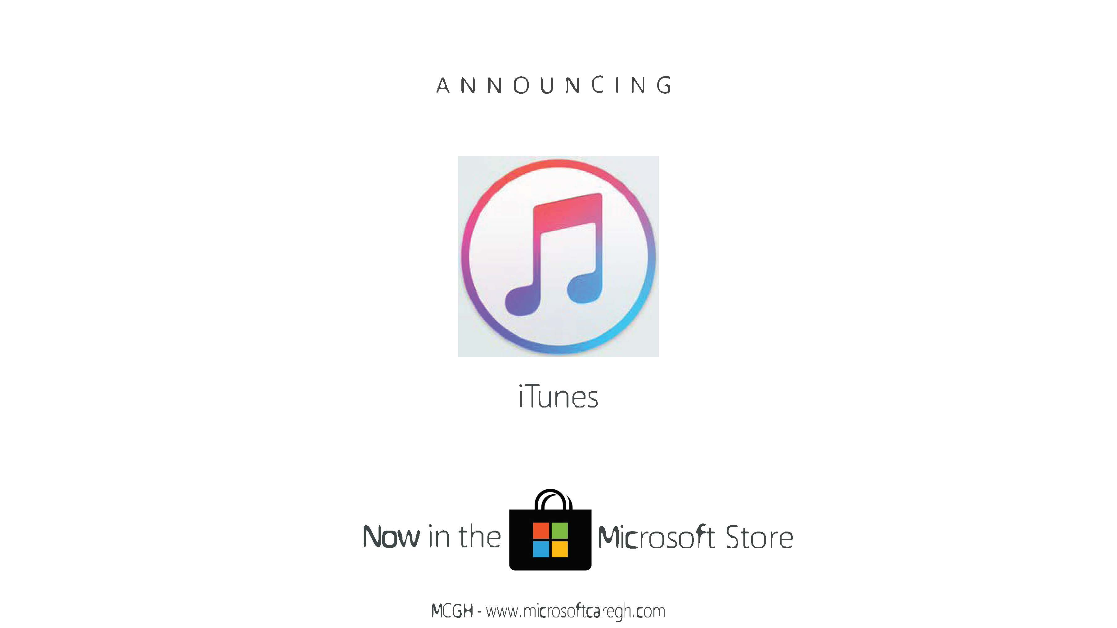 Download itunes for windows without using microsoft store