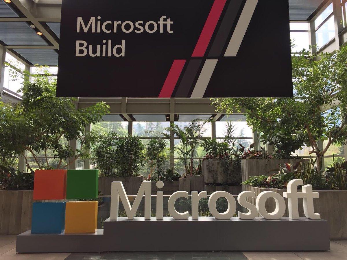 Microsoft Build 2020 digital event keynote