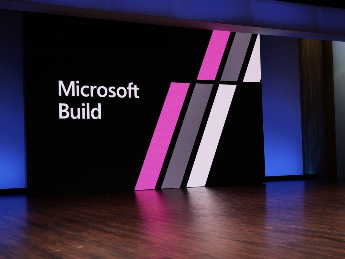 Build 2018 Vision Keynote