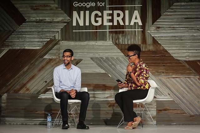 Google for Nigeria 2018
