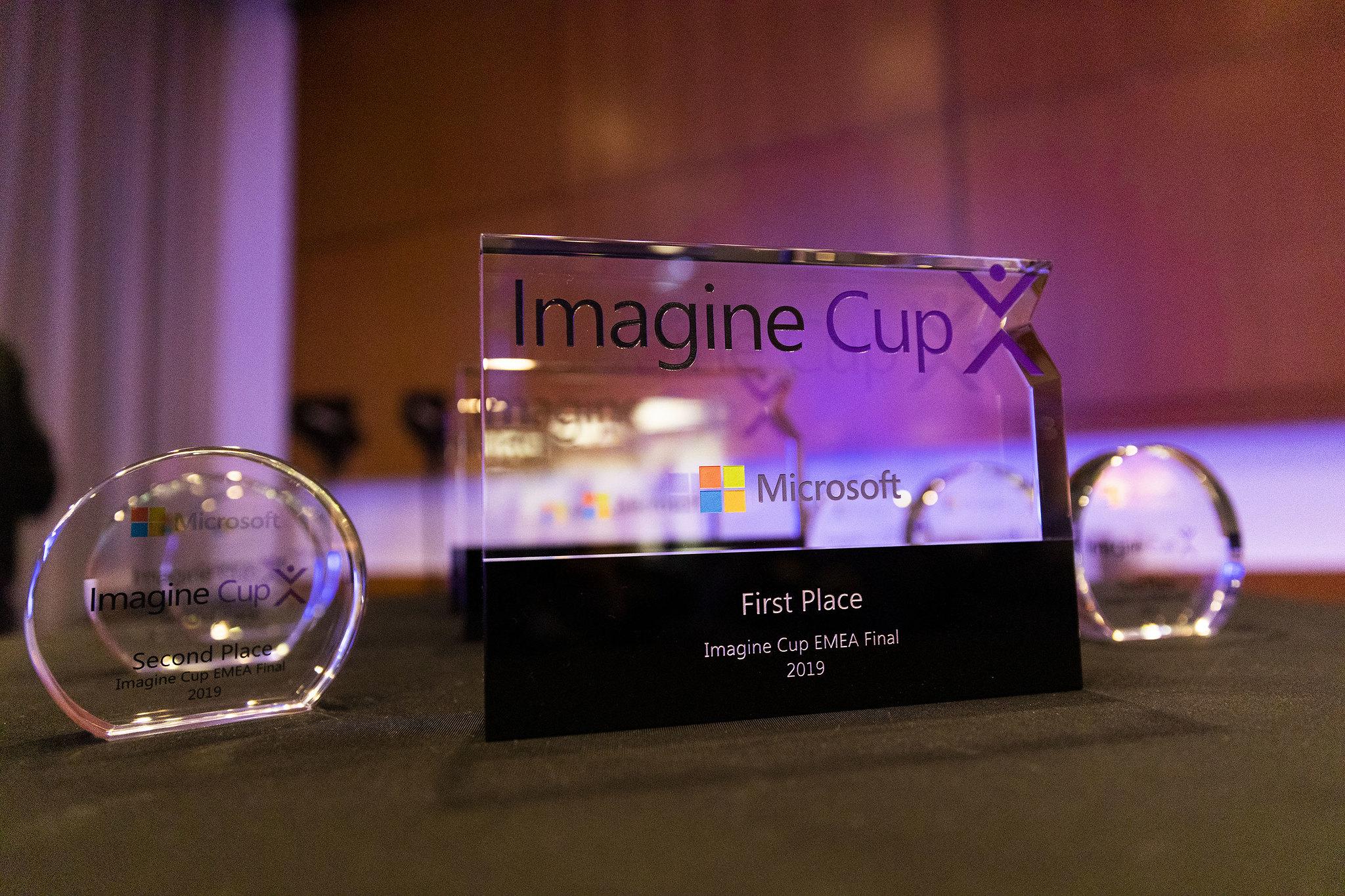 2020 Imagine Cup EMEA
