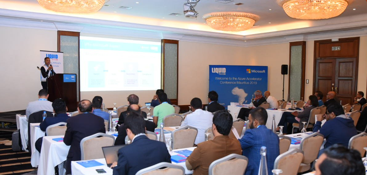 Azure Accelerator Conference in Mauritius