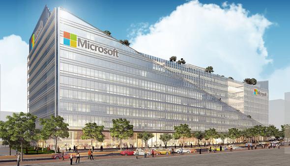 Microsoft Israel campus