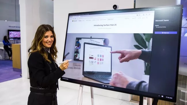 Mirna Arif Microsoft Egypt