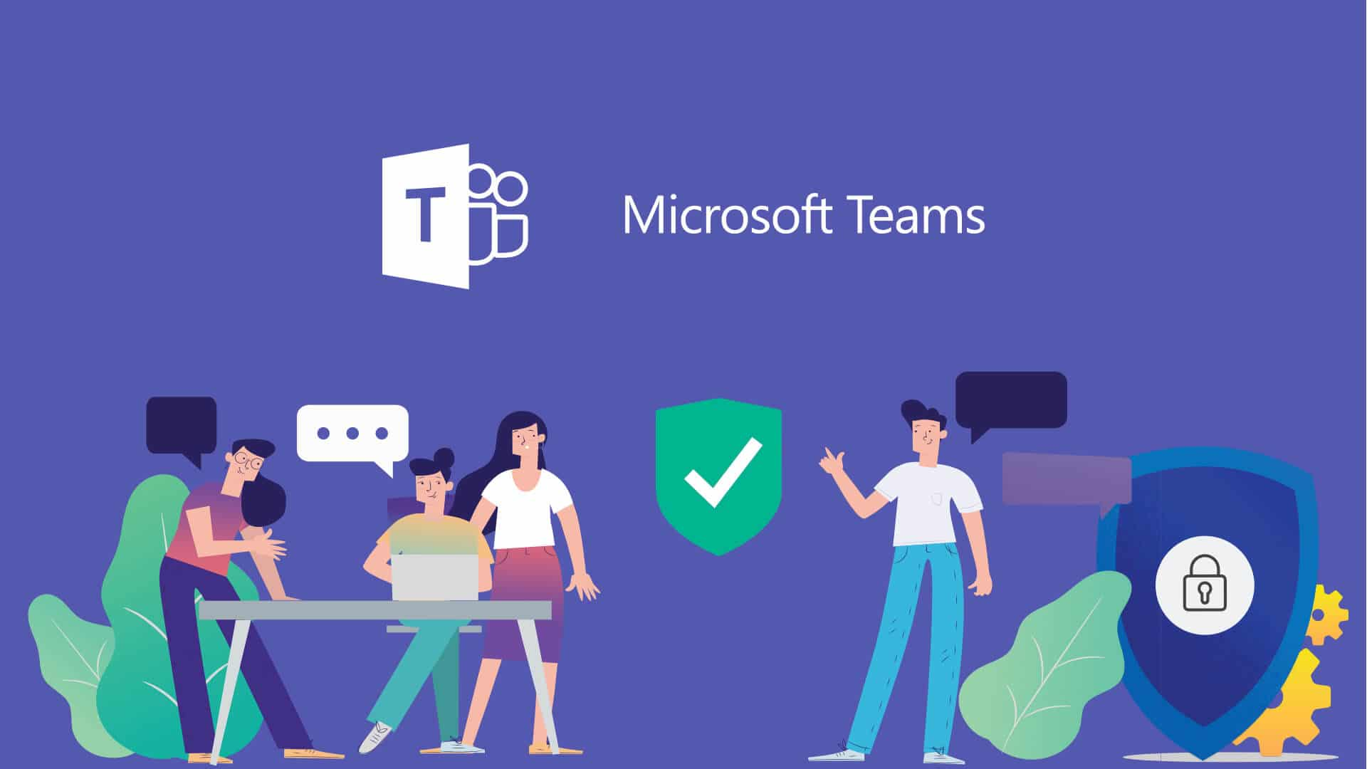Microsoft Teams accommodate