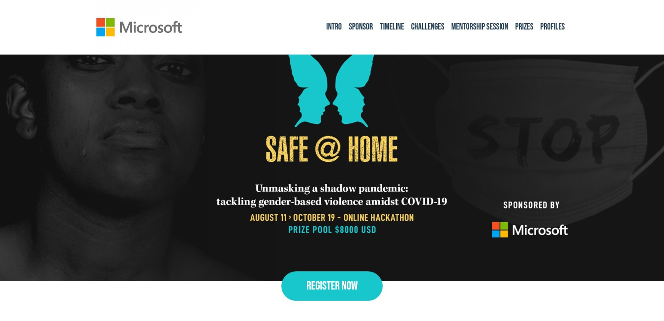 gender-based violence microsoft south africa hackathon