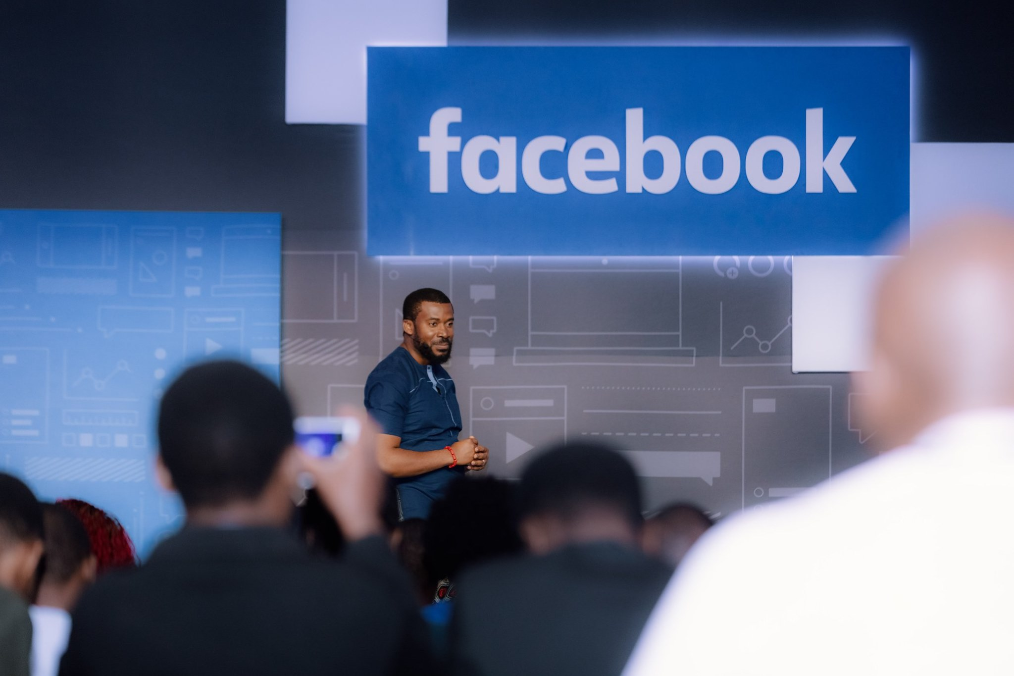 facebook africa office lagos nigeria engineering software Nairobi developer event