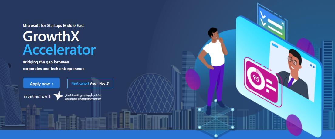 GrowthX Accelerator Microsoft