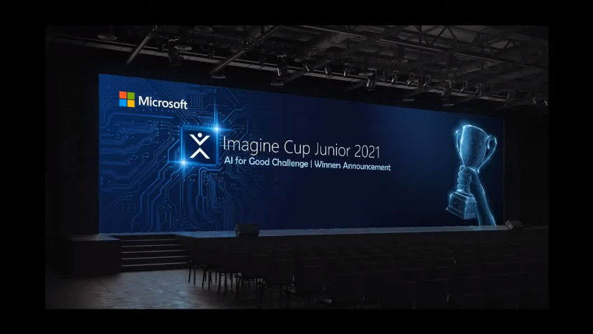 Imagine Cup Junior AI for Good Challenge